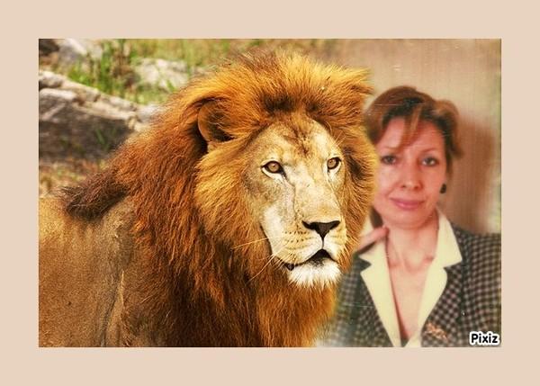 LE LION  ET LE CAPRICORNE ...